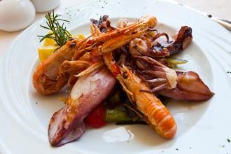 """Chorvatské speciality – """"lignje a škampy"""""""