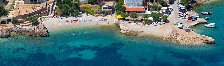 Pláže Zavala, Hvar