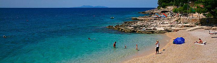 Pláže Ivan Dolac, Hvar