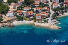 Apartmány Zavala, Chorvatsko