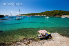 Zátoka Vinogradišće, ostrov Sv. Klement, Pakleni otoci