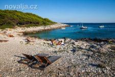 Zátoka Kordovan, FKK pláž, ostrov Jerolim, Pakleni otoci