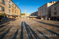 Město Hvar, náměstí sv. Štěpána