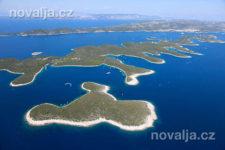 Ostrov Dobri a ostrov Sv. Klement, Pakleni otoci, Hvar